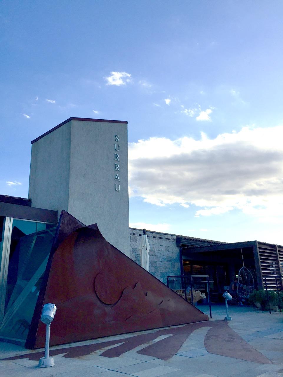 Ideal für Konferenzen: Cantina Surrau bei Arzachena