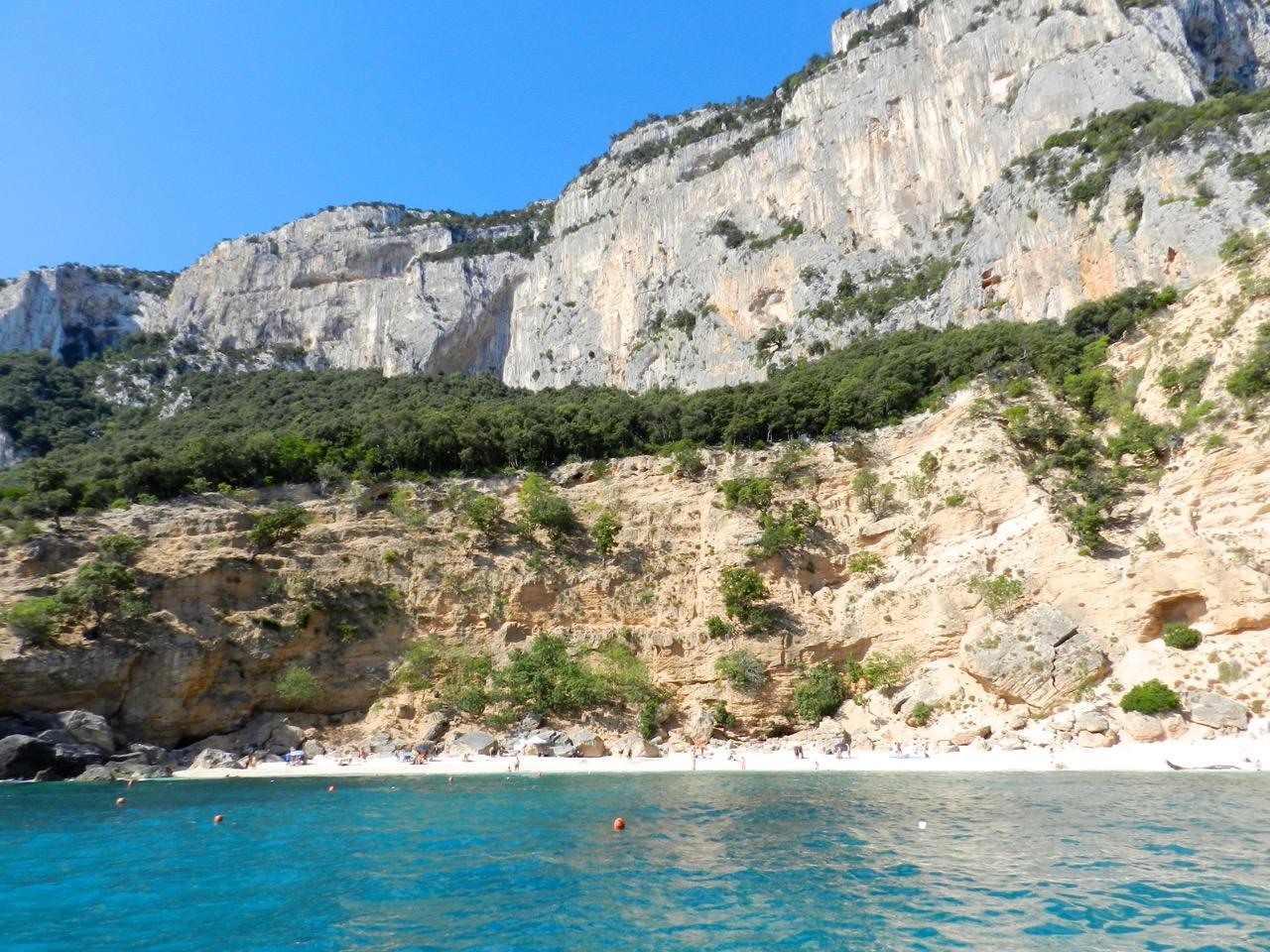Für mich besser als Costa Smeralda: die atemberaubende Cala Mariolu