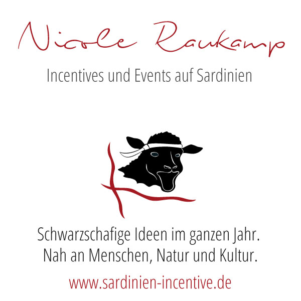 Nicole Raukamp | Incentives und Events auf Sardinien